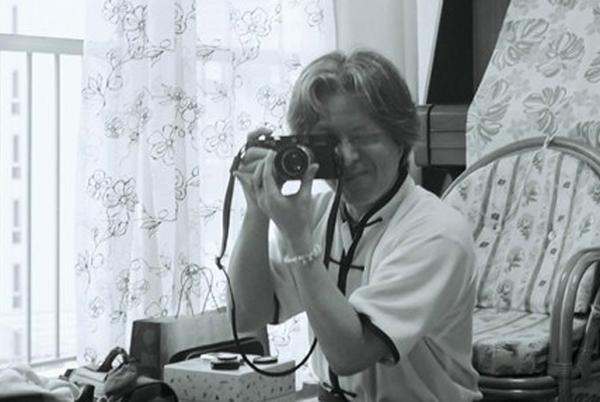 LEICAで写真を撮る人